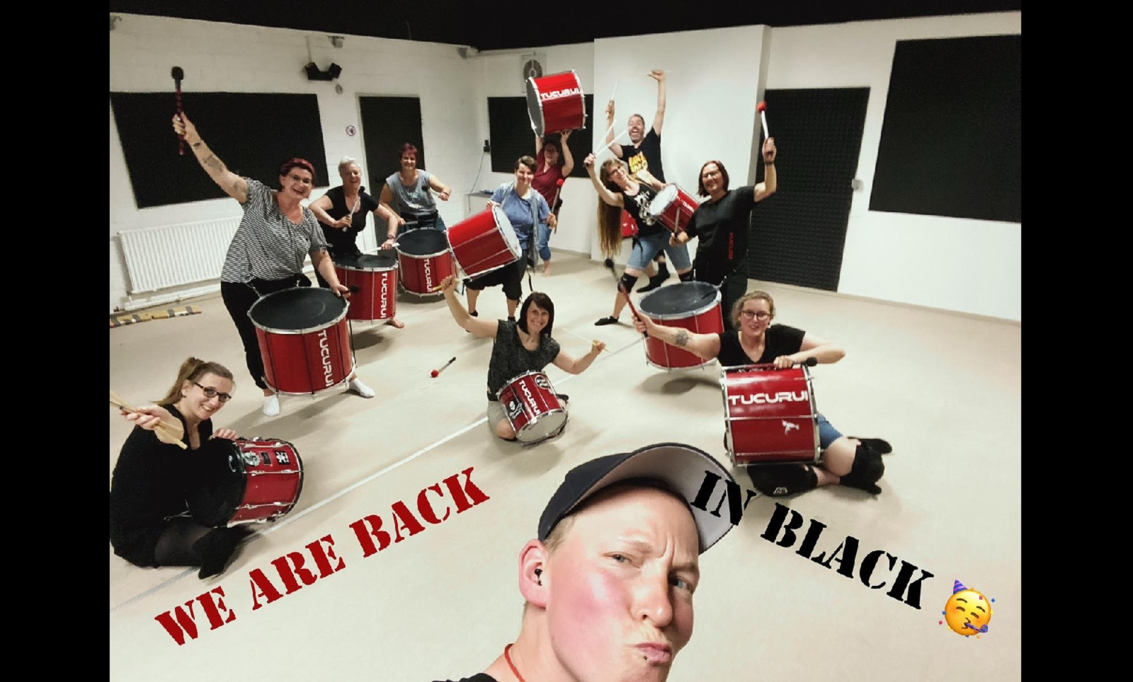 You are currently viewing We are back!