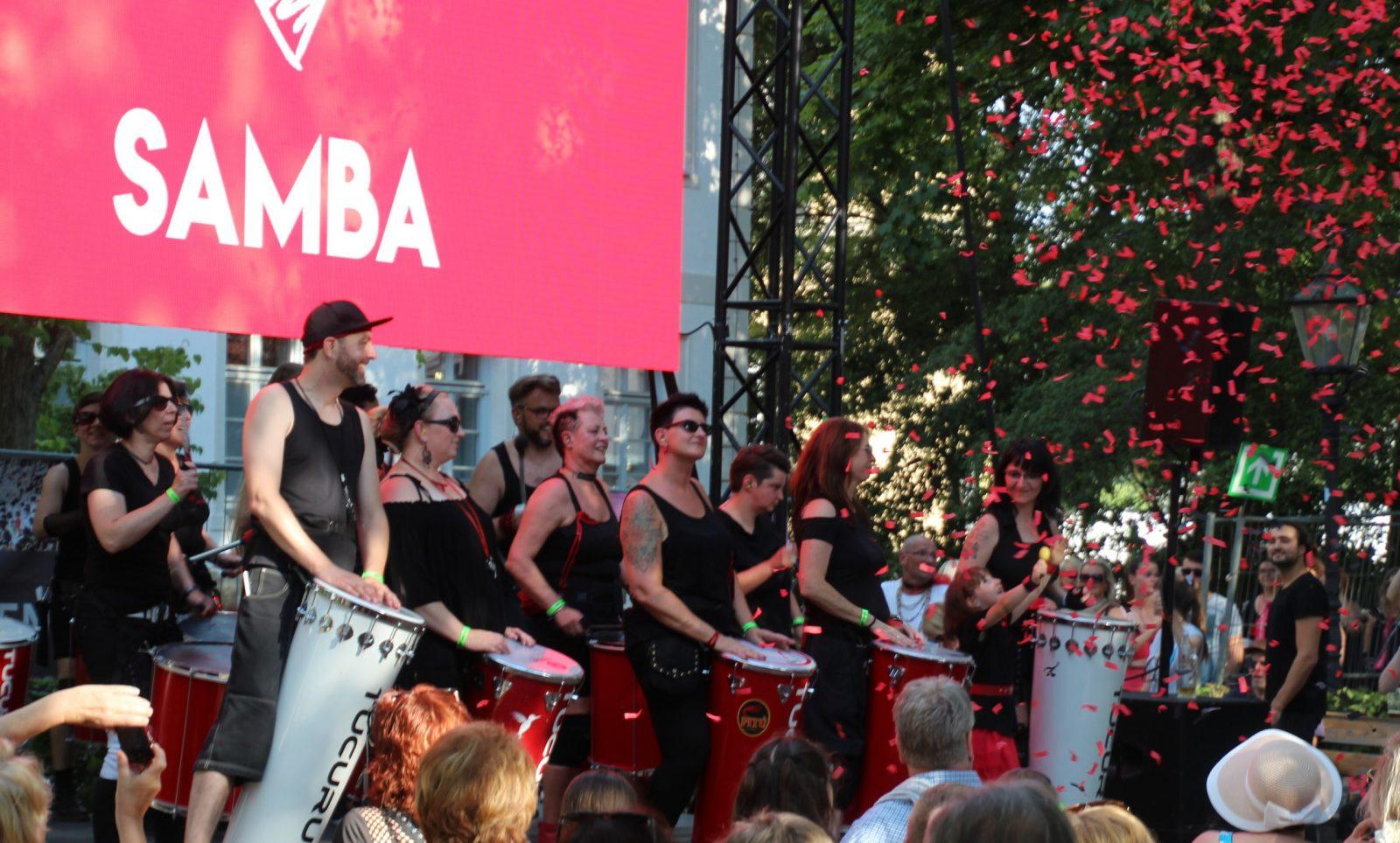 Sambafestival 2020